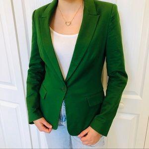 ➖Zara➖ green blazer
